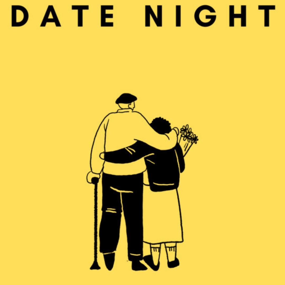 DATE NIGHT (UK) by Rebecca Hickey